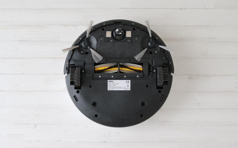 Cepillos de limpieza del aspirador automático de Habitex