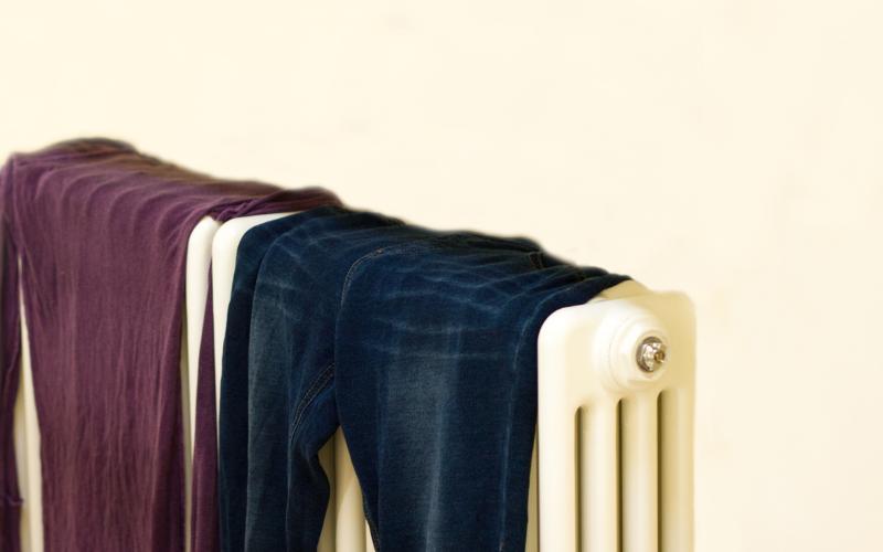 No obstaculices los radiadores de tu hogar