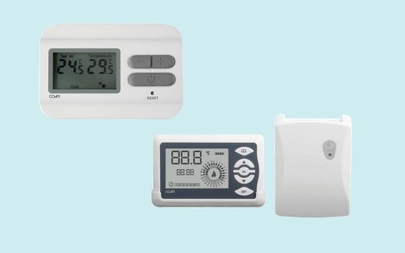 Apuesta por los termostatos programables para ahorrar