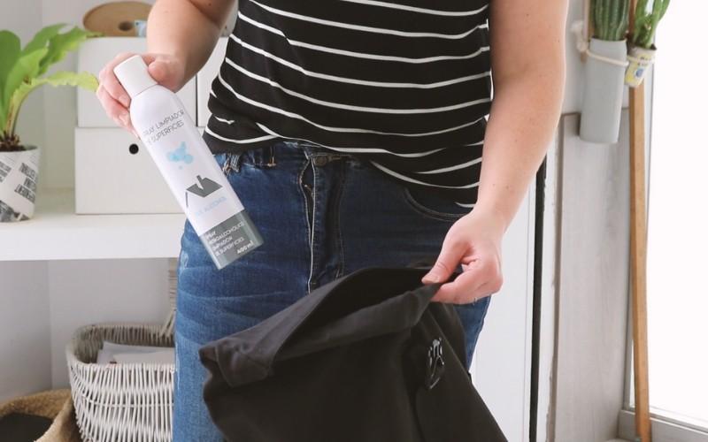 Lleva el spray higienizante contigo donde quieras