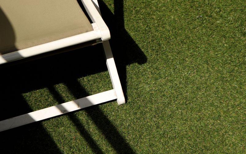 Césped artificial en tu terraza