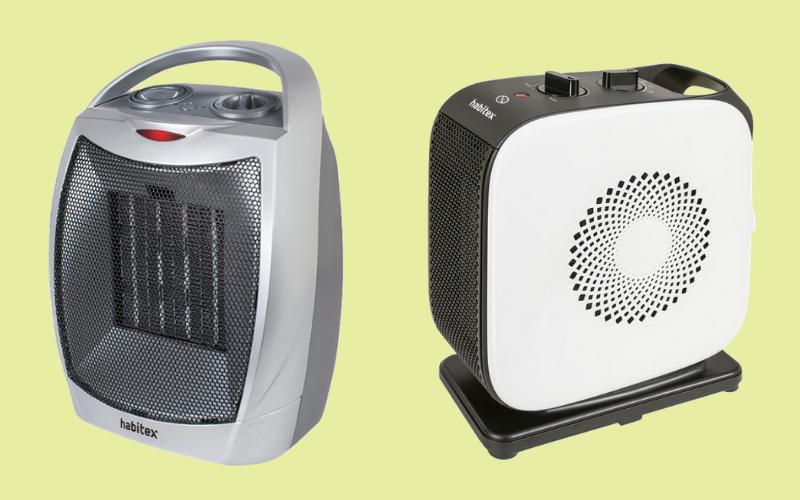 Calefactores cerámicos