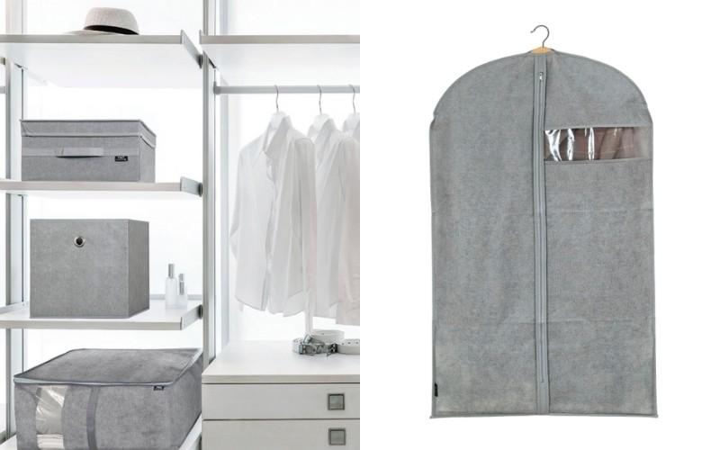 Conserva la ropa en fundas especiales