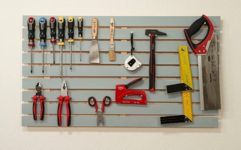 Crea tu propio panel de herramientas