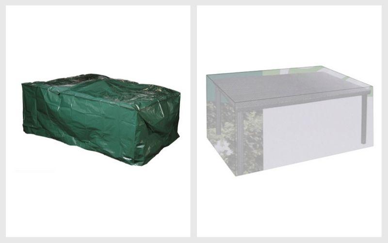 Resguarda tus muebles de exterior con fundas protectoras