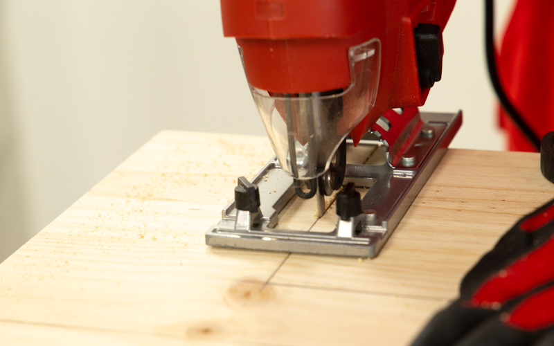 Corta la madera