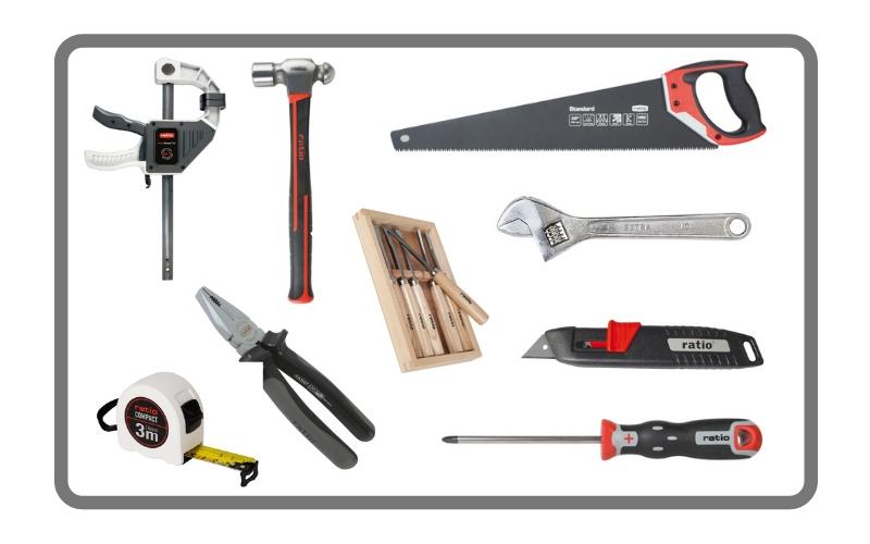 Caja de herramientas imprescindibles en tu taller
