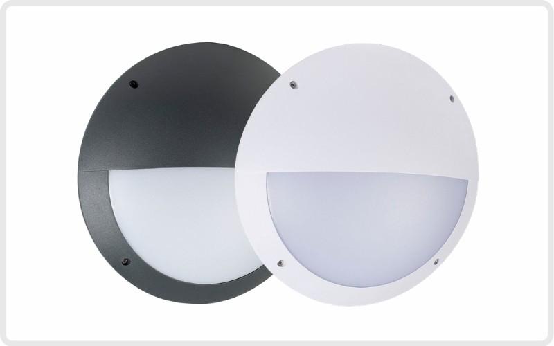 Apliques para iluminación exterior