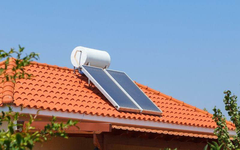 Utiliza energía solar para mantener tu casa caliente
