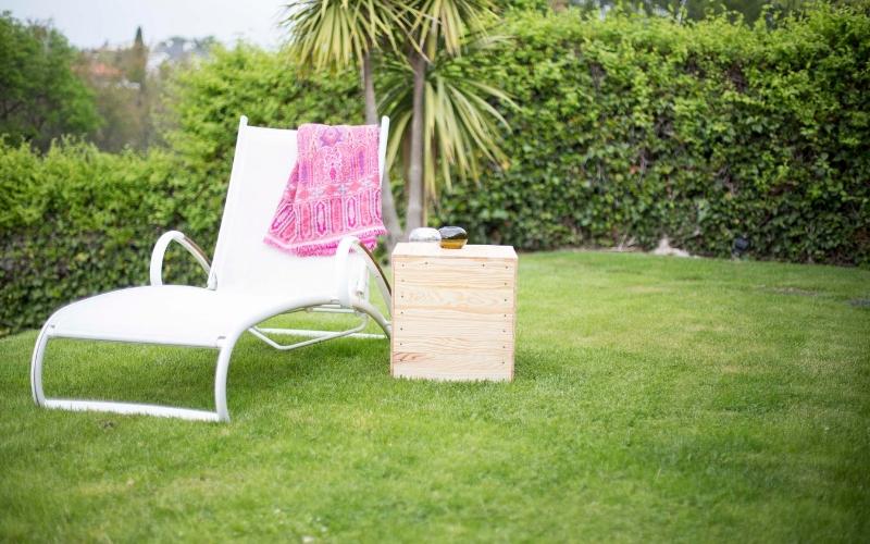 Mobiliario exterior para terraza y jardín