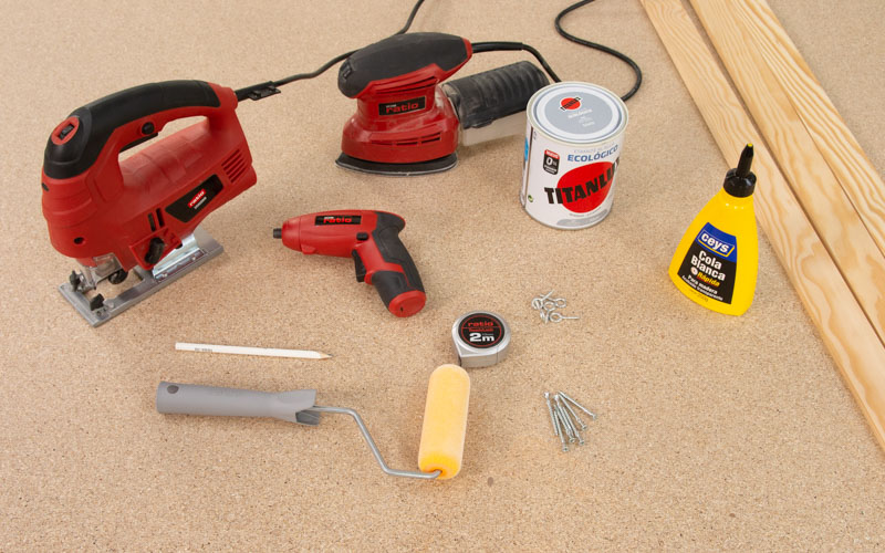 Herramientas para el panel de herramientas