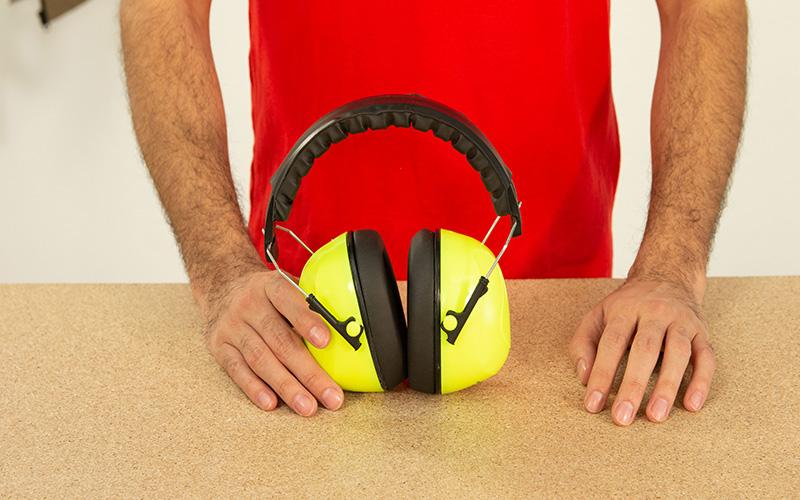 Protector auditivo protección y seguridad laboral