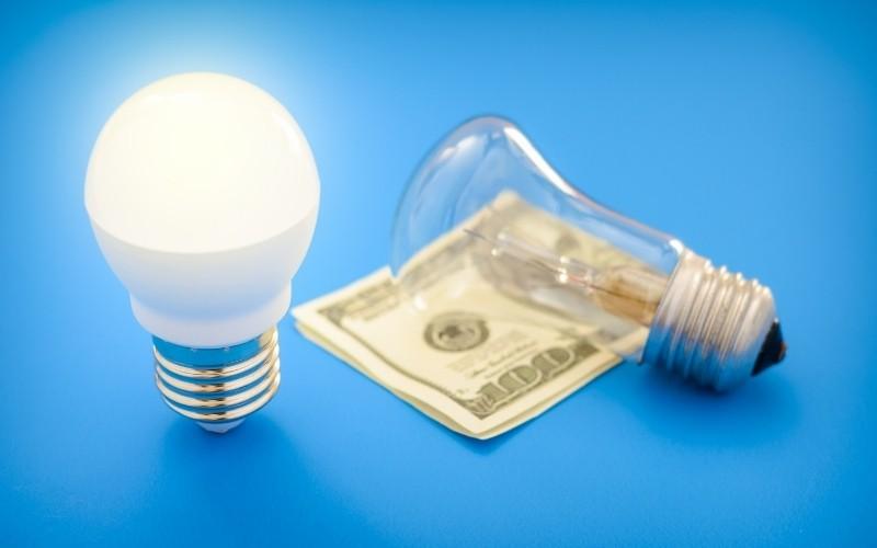 Ahorra consumo de energía con las bombillas LED