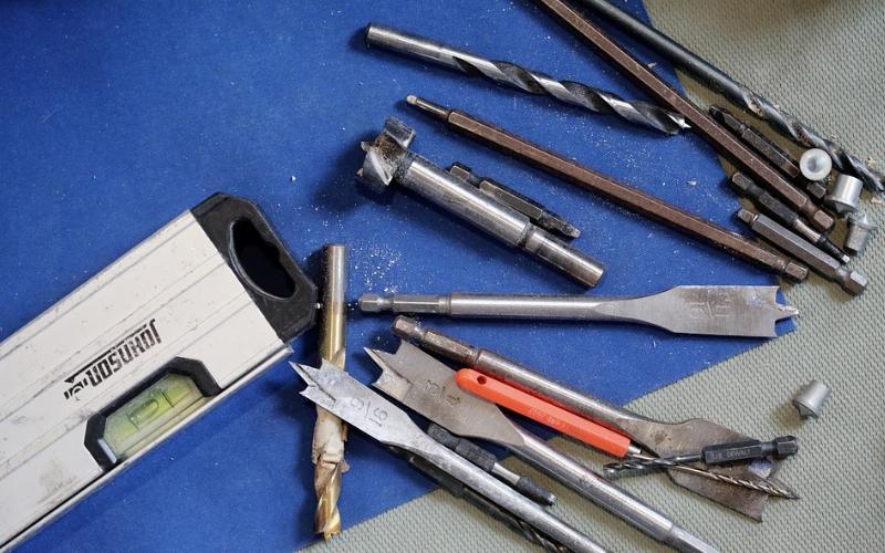 Tipos de brocas para acero y metales