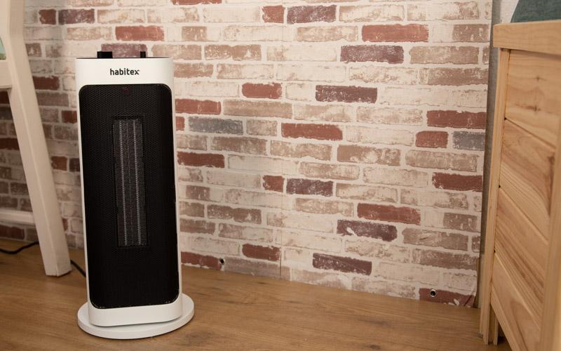 Calefactor de torre