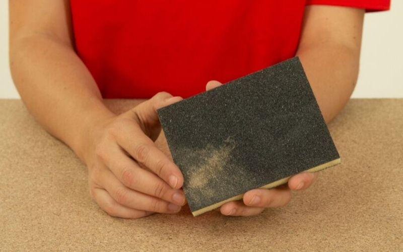 Esponga abrasiva