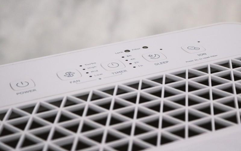 Dispone de diferentes opciones para purificar el aire