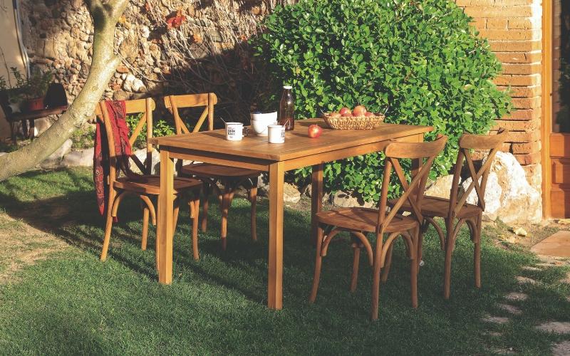 Muebles De Terraza Y Jardín Qué Escoger Cadena 88