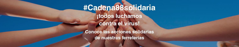 Solidaridad en Cadena88