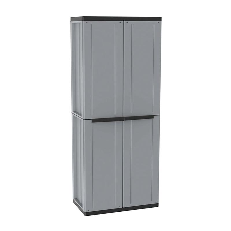 Armario de resina JOBGAR J-Line 3 estantes