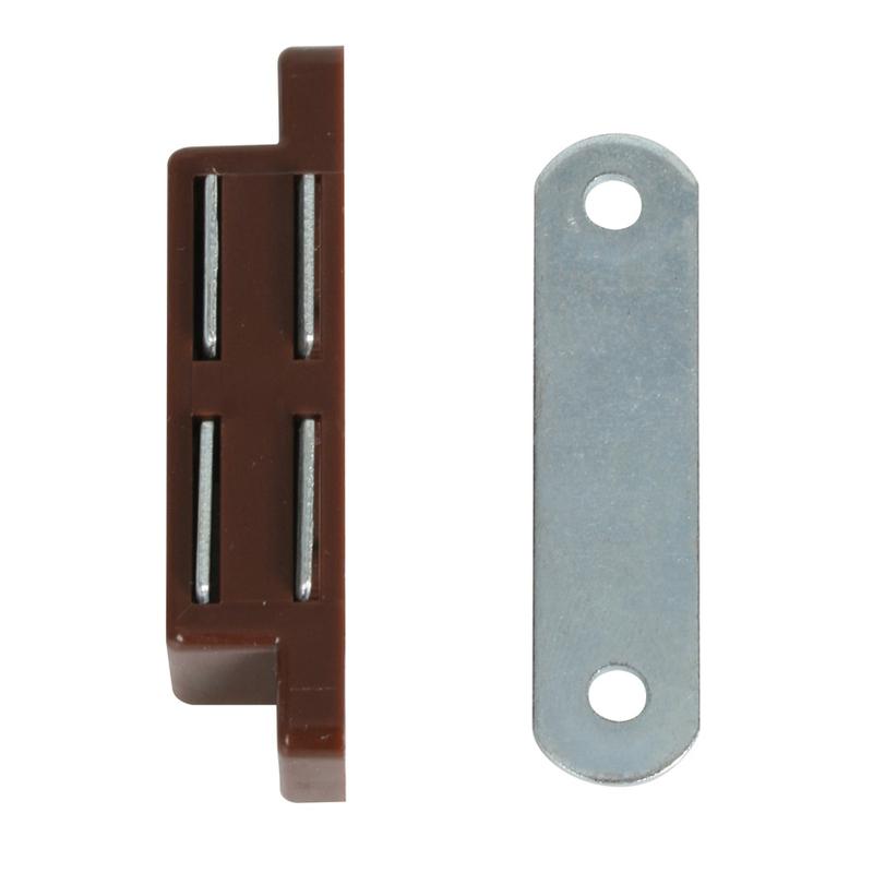 Cierres armario con imán EHL 42x15 mm