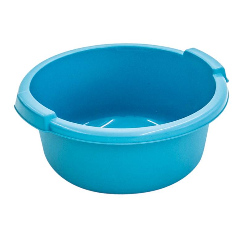 Barreño redondo HABITEX azul