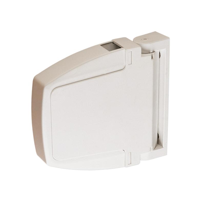 Enrollador persiana abatible EHL mod. Eurosax marfil