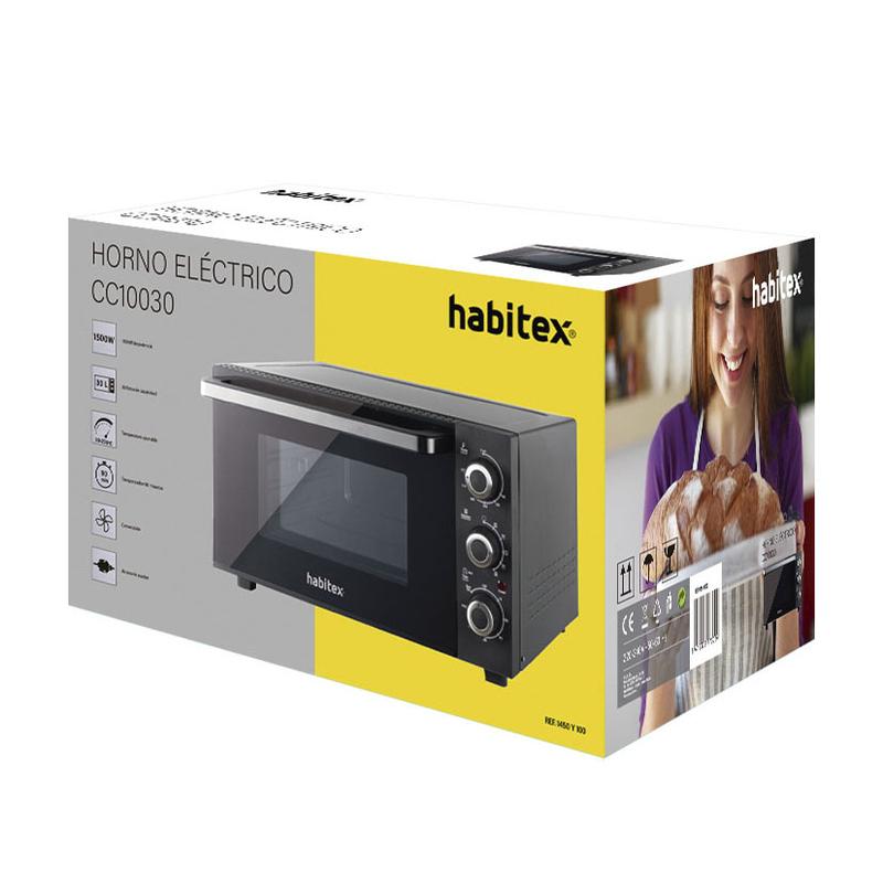 Horno HABITEX CC10030 30L 1500W