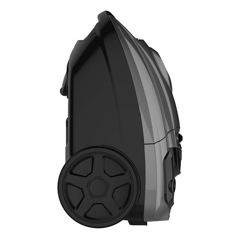 Aspirador con bolsa HABITEX Silent HG9316AB