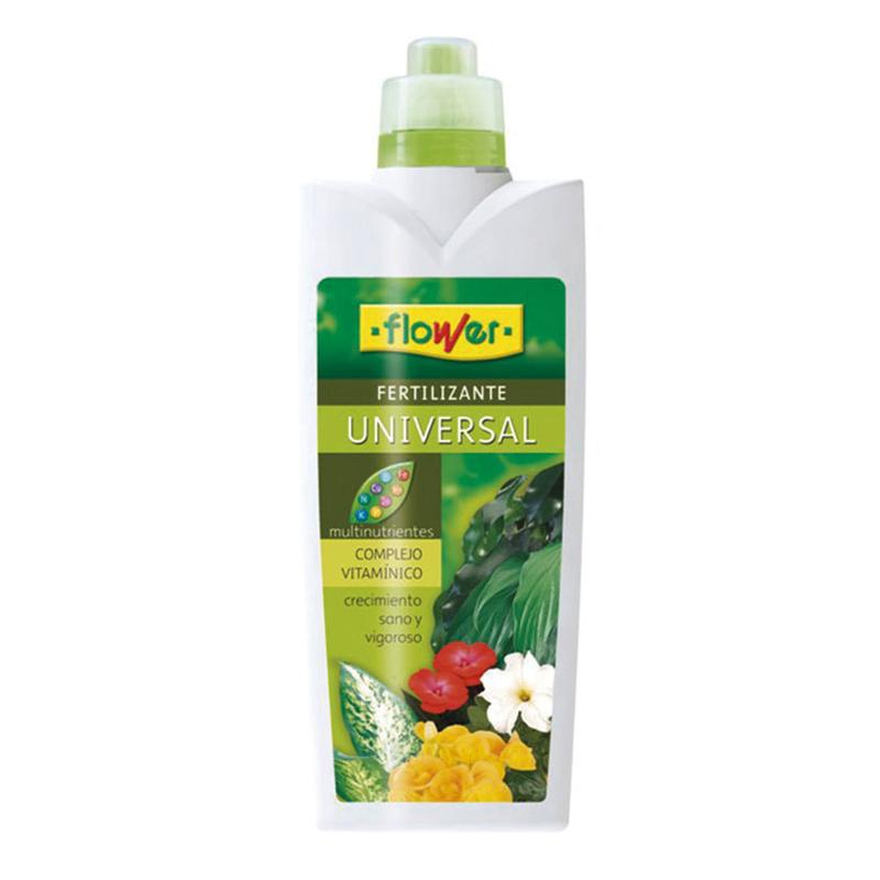 Abono líquido universal Flower