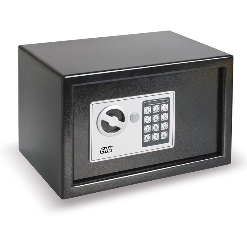 Caja seguridad electrónica EHL London 310