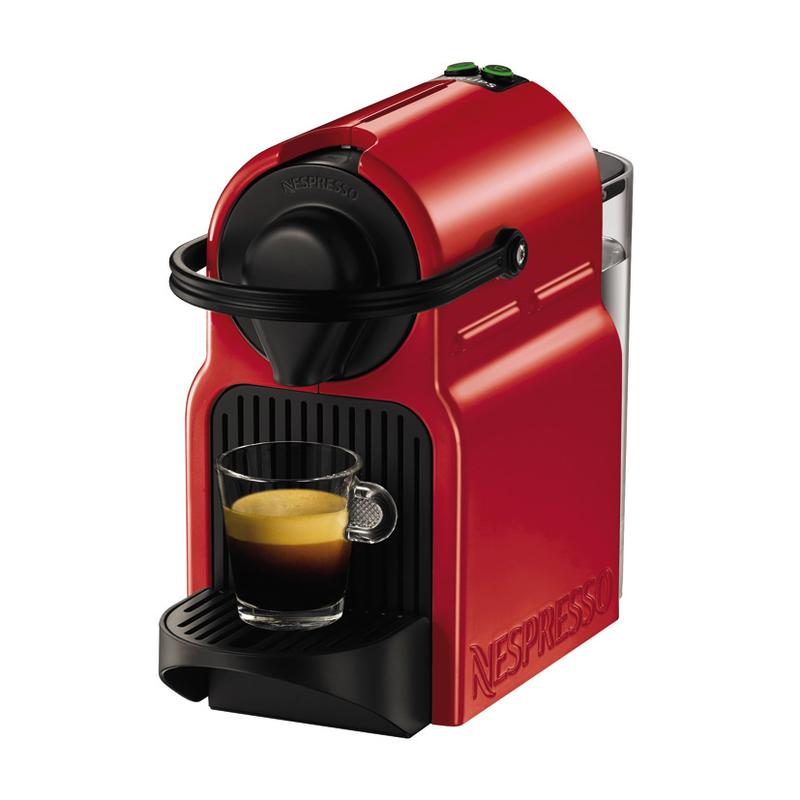 Cafetera Nespresso KRUPS Inissia XN 1005