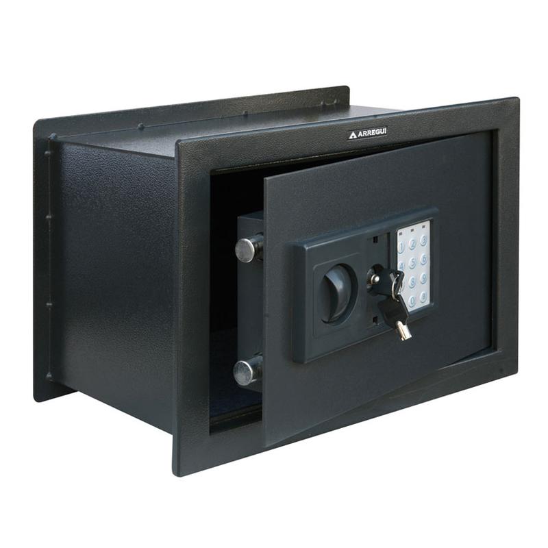 Caja seguridad electrónica ARREGUI Class 38x25xh.28 cm