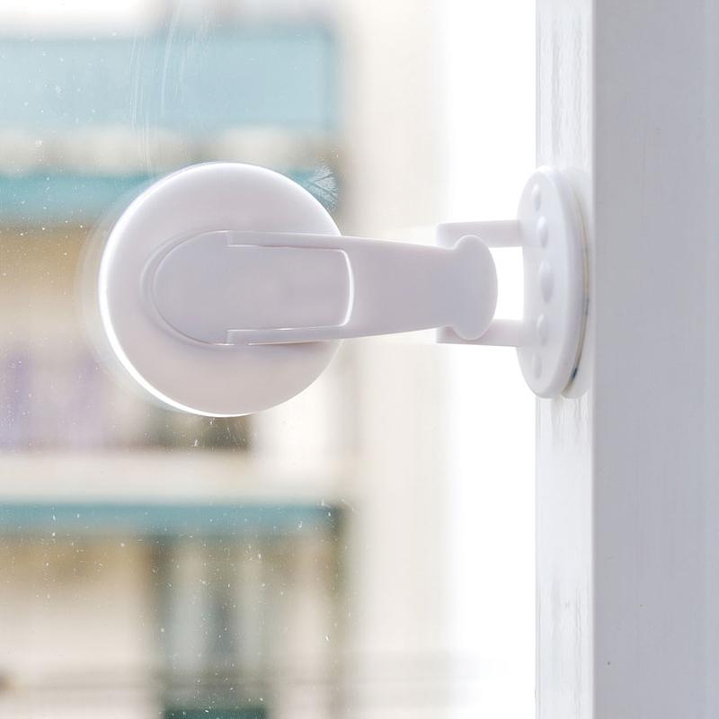 Limitador apertura ventana corredera ARREGUI seguridad infantil
