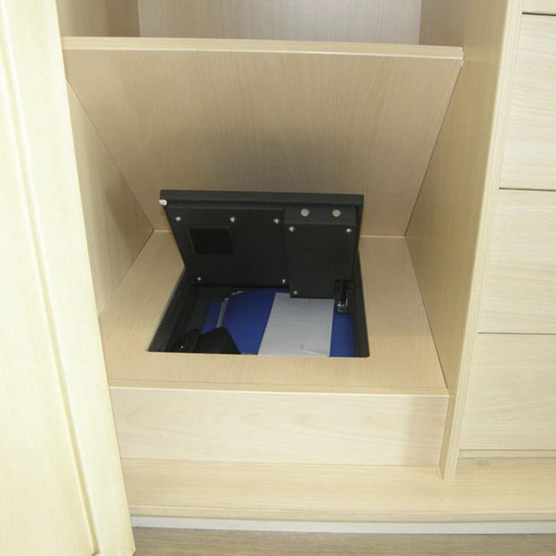 Caja seguridad electrónica ARREGUI Basa