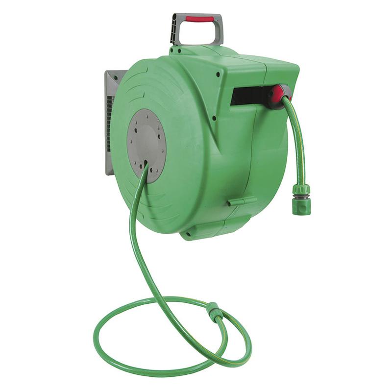 Enrollador automático de manguera SUPEREGO 10 M