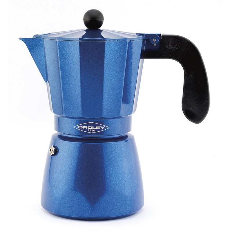 Cafetera OROLEY modelo Blue Induction