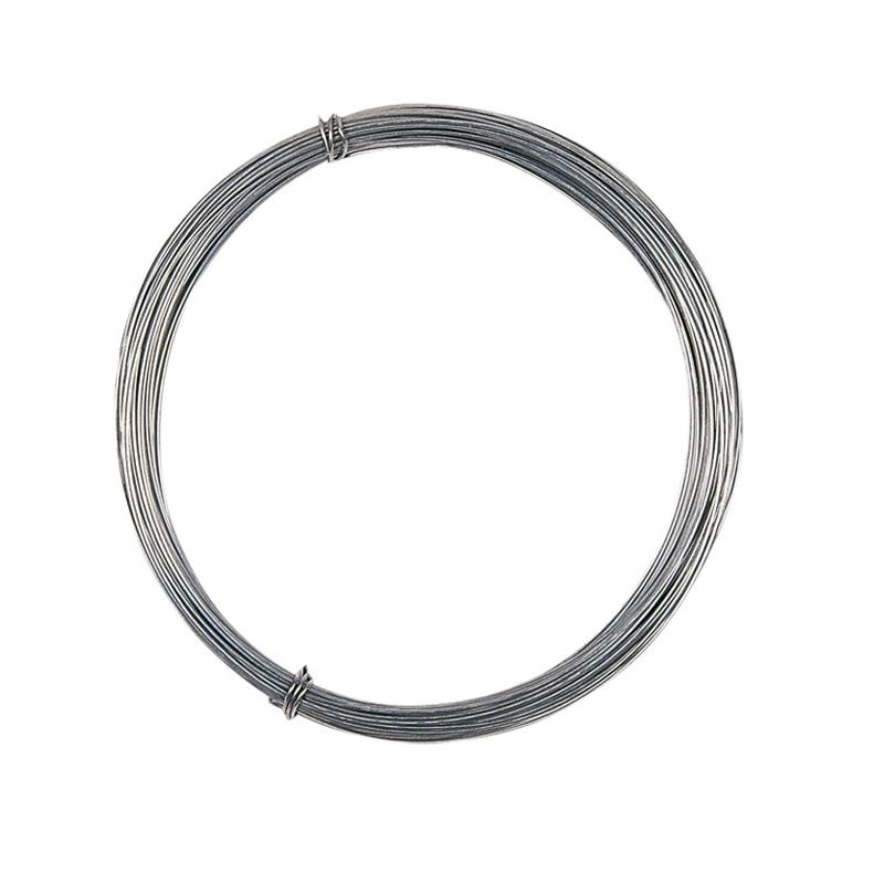 Alambre EHS hierro galvanizado mini rollo 100gr
