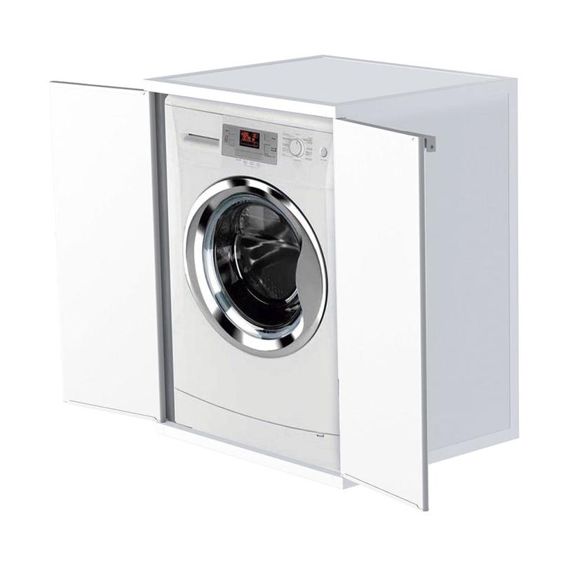 Armario cubre lavadora mongardi cadena88 - Armario lavadora ...