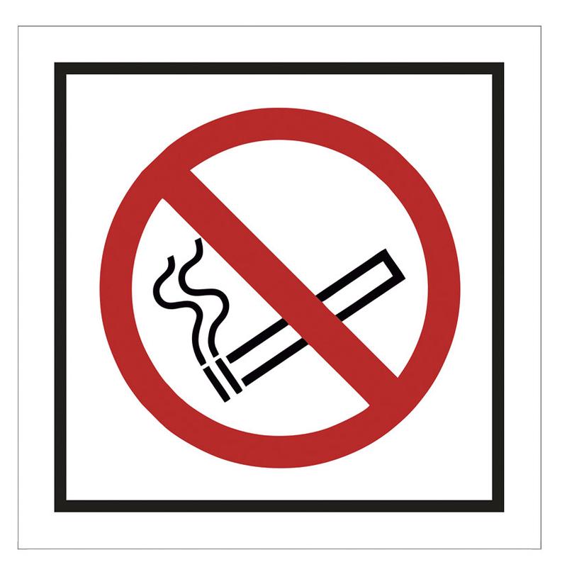 """Señal informativa """"Prohibido fumar"""""""