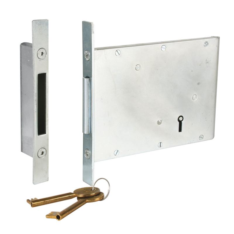 Cerradura puerta ballesta modelo 101-B4