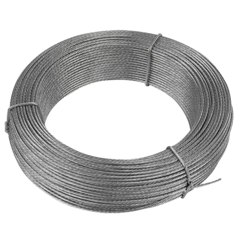 Cable acero inoxidable EHS AISI-316 7x7+0
