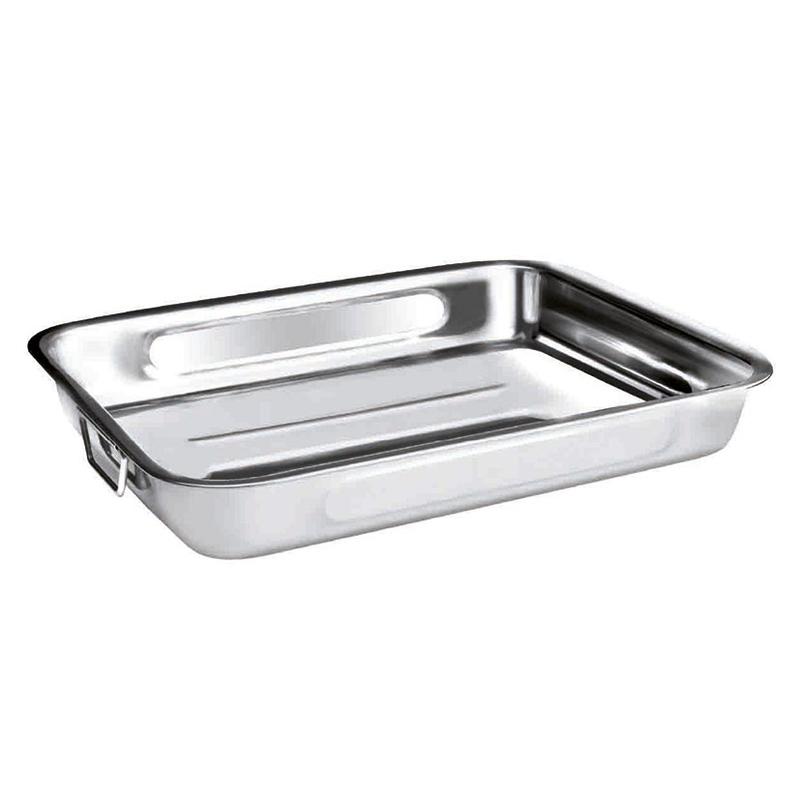 Bandeja para horno IBILI de acero inoxidable