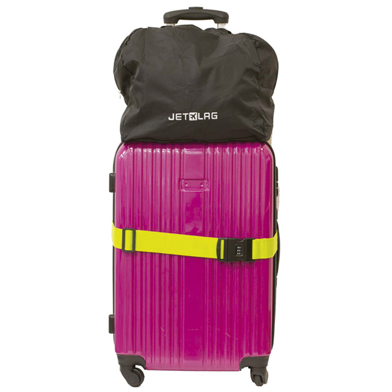 Cinta de seguridad para maletas