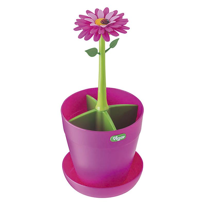 Escurrecubiertos VIGAR flower power