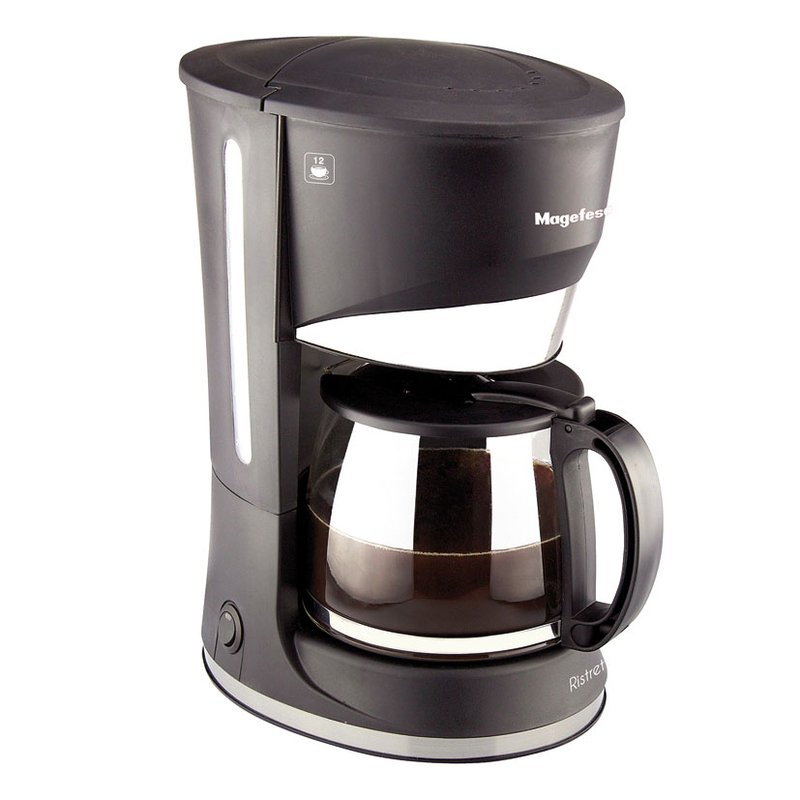 Cafetera goteo MAGEFESA Ristretto 1200 MGF3245 800W