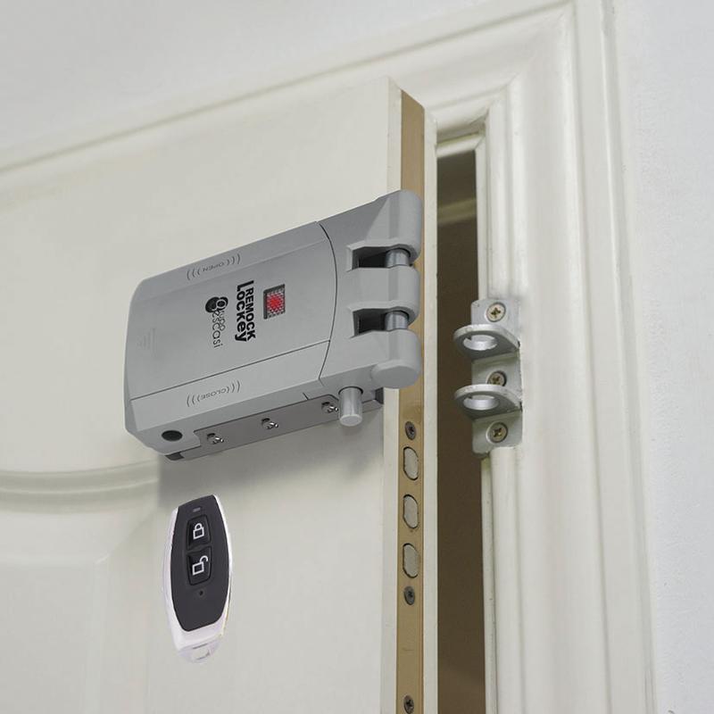 Cerradura invisible de seguridad REMOCK LOCKEY RLK4S