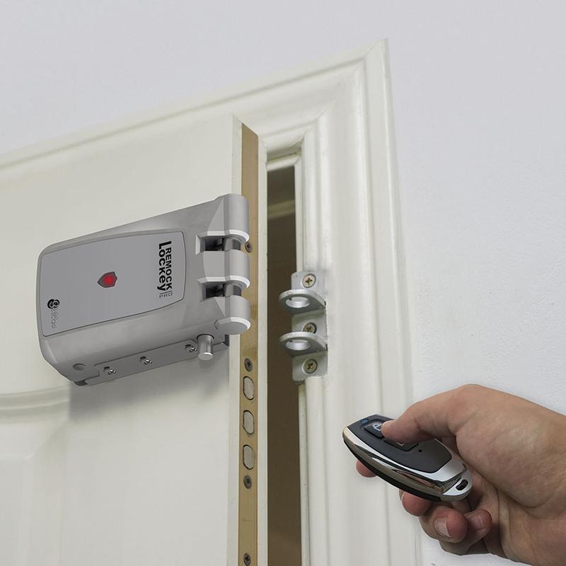 Cerradura invisible de seguridad REMOCK LOCKEY PRO RLP4G