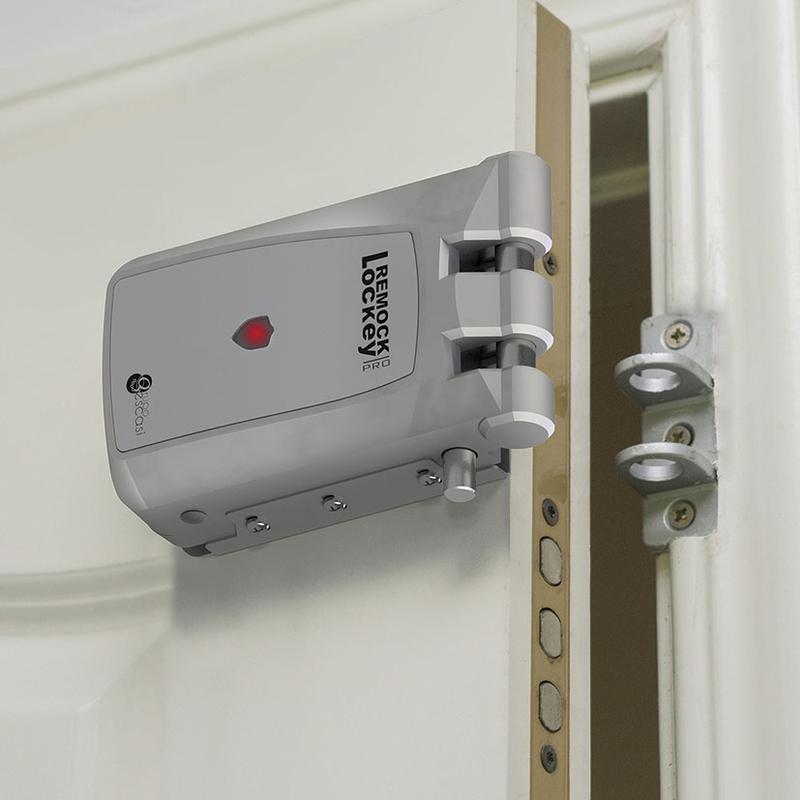 Cerradura invisible de seguridad REMOCK LOCKEY PRO RLP4S