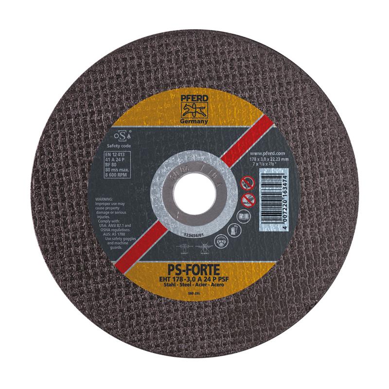 Discos de corte de metal PFERD EH A46 P PSF
